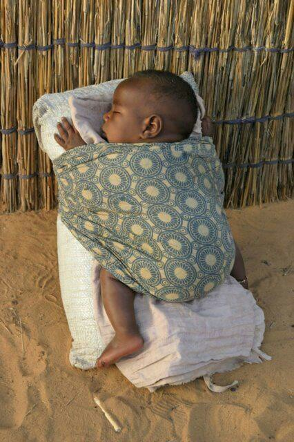 bébé sans mère